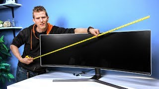 Download Super Ultra-Wide Monitor – Dank or Dumb? Video