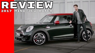 Download 2017 MINI John Cooper Works (JCW) Hatch Review Video