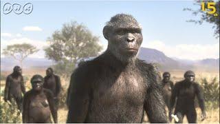 Download 【人類誕生CG】370万年前の人類は虫を食べていた!【NHKスペシャル×NHK1.5ch】 Video