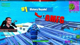 Download I got a little kid his FIRST win ever in Fortnite! (Random Duos) Video