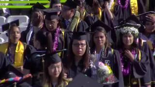 Download 2017 CSULB Commencement - Health & Human Services, Ceremony 3: Undergrad Video