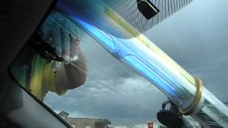 Download How to Repair a Long Crack in a Windshield by Crack Eraser Video