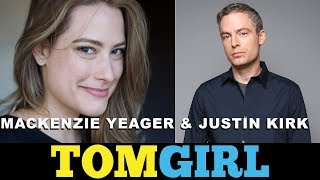 Download Overthinking with Kat & June Creator Mackenzie Yeager and Actor Justin Kirk - TomGirl Video