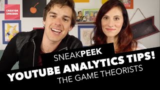 Download Analytics Beta and Tips from Game Theorists! Video
