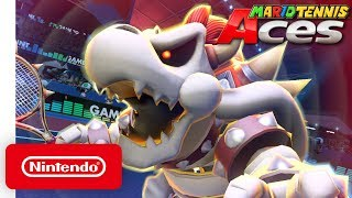 Download Mario Tennis Aces - Dry Bowser - Nintendo Switch Video
