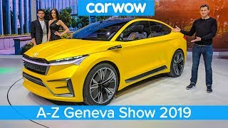 Download Best new cars coming 2020-2021: my A-Z guide of the Geneva Motor Show | carwow Video