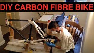 Download Carbon Fibre Bike Frame Build Video