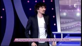 Download Arnaud Tsamere [75] Pourquoi les chinois dominent-ils le tennis de table - ONDAR Video