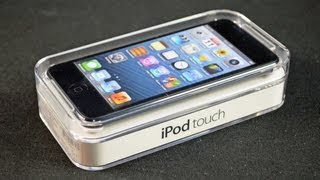 Download Apple iPod Touch (5th Generation): Unboxing & Hands-On Video