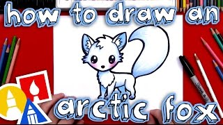 Download How To Draw An Arctic Fox Video