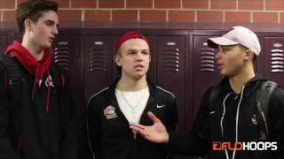 Download FUTURE WISCONSIN BASKETBALL FRESHMEN GIVE HILARIOUS INTERVIEW! Video