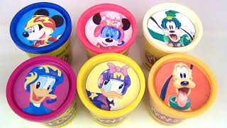 Download Disney Jr. Mickey Mouse & the Roadster Racers Play-doh Toy Surprises, Minnie PJ Masks Transform TUYC Video