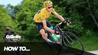 Download How to Climb a mountain with Chris Froome & Team SKY | Gillette World Sport Video