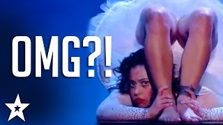 Download CRAZY Contortionists on Got Talent! | Including Sofie Dossi, Bonetics & More! Video