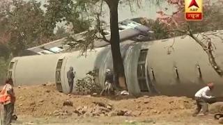 Download Investigating Mahakaushal train derailment from terrorism angle: Siddharth Nath Singh Video
