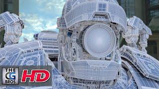 Download CGI VFX Breakdown: ″Daloc The Robot″ - by Troll VFX Video