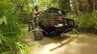 Download Mud Mower TRAIL RAMPAGE! Video