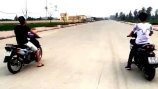 Download Test Xì Po 120cc vs Exciter 150cc Tại Đua Thuyền - Minh Đức - Thuỷ Nguyên - Hải Phòng Video