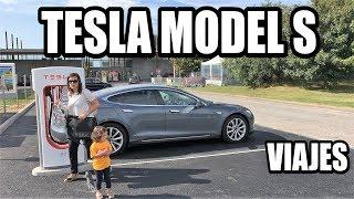 Download Viaje con mi TESLA MODEL S a Boulogne-sur-Mer (Francia) Video