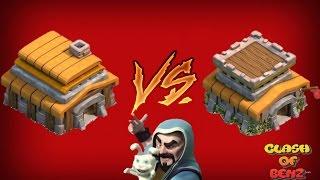 Download บ้านเล็กขอวอร์ บ้าน5 VS บ้าน8 - Clash of Clans - Clans War Video