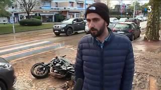 Download Mandelieu au lendemain des inondations Video