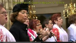 Download funeral Queen Fabiola Video