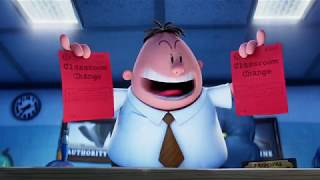 Download Captain Underpants The First Epic Movie - ALL MOVIE CLIPS Video