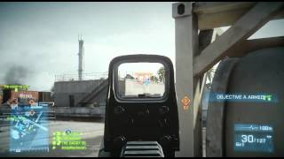 Download 8000 Punkte / 50+ Kills Battlefield 3 Live Rush auf Kharg Island | m4xfps Video
