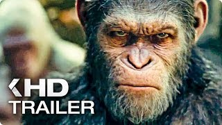 Download WAR FOR THE PLANET OF THE APES Trailer (2017) Video
