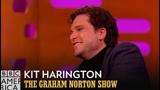 Download Kit Harington's Ridiculous Superstitions | The Graham Norton Show | BBC America Video