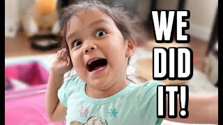 Download WE FINALLY DID IT! - ItsJudysLife Vlogs Video