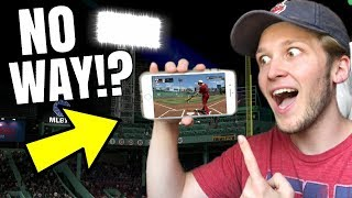 Download PLAYING MLB 18 ON AN IPHONE!? THIS IS CRAZY! MLB THE SHOW 18 DIAMOND DYNASTY Video