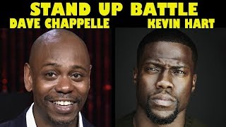 Download Stand Up Battle - Dave Chappelle vs Kevin Hart | Stand Up Comedy Moments Video