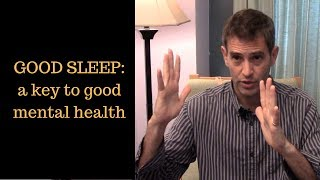 Download Good Sleep - A Key to Good Mental Health: Ideas of a Former Therapist Video