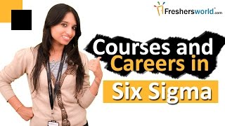 Download Careers and Training courses for Six Sigma | Green and Black Belt Video