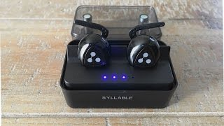 Download Syllable D900 Mini Bluetooth Earbud Review Video