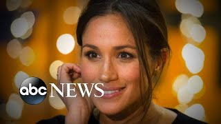 Download What Meghan Markle's life was like before meeting her future husband Prince Harry Video