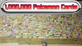 Download 1,000,000 Pokemon Cards Video