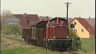 Download Stilechte DB V100 im Nahgüterzugdient. Video