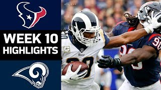 Download Texans vs. Rams | NFL Week 10 Game Highlights Video