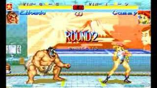 Download Super Street Fighter2 -bearhug- Video