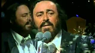 Download Luciano Pavarotti - Ave Maria, Dolce Maria (Llangollen, 1995) Video