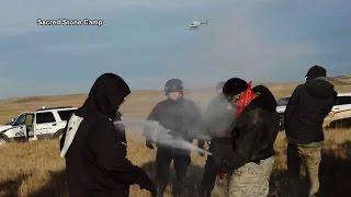 Download Standing Rock: Police Arrest 120+ Water Protectors as Dakota Access Speeds up Pipeline Construction Video