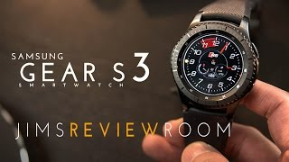 Download Samsung Gear S3 - REVIEW Video