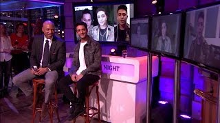Download Dé nieuwe YouTube-boyband: Continuum! - RTL LATE NIGHT Video