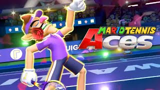 Download Mario Tennis Aces - Nintendo Direct Trailer Video