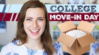 Download COLLEGE MOVE-IN DAY GUIDE // My Top 7 Tips! Video