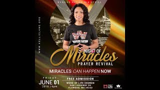 Download A Night of Miracles - June 1, 2018 Video