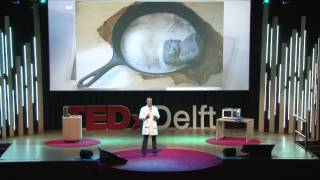 Download Self healing concrete and asphalt: Erik Schlangen at TEDxDelft Video