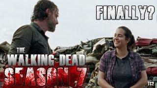 Download The Walking Dead Season 7 Episode 11 - Will Tara Finally Tell Rick About the Oceanside? Video